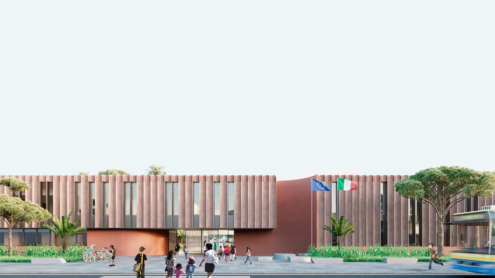 SIPARIO URBANO | School & Community Centre