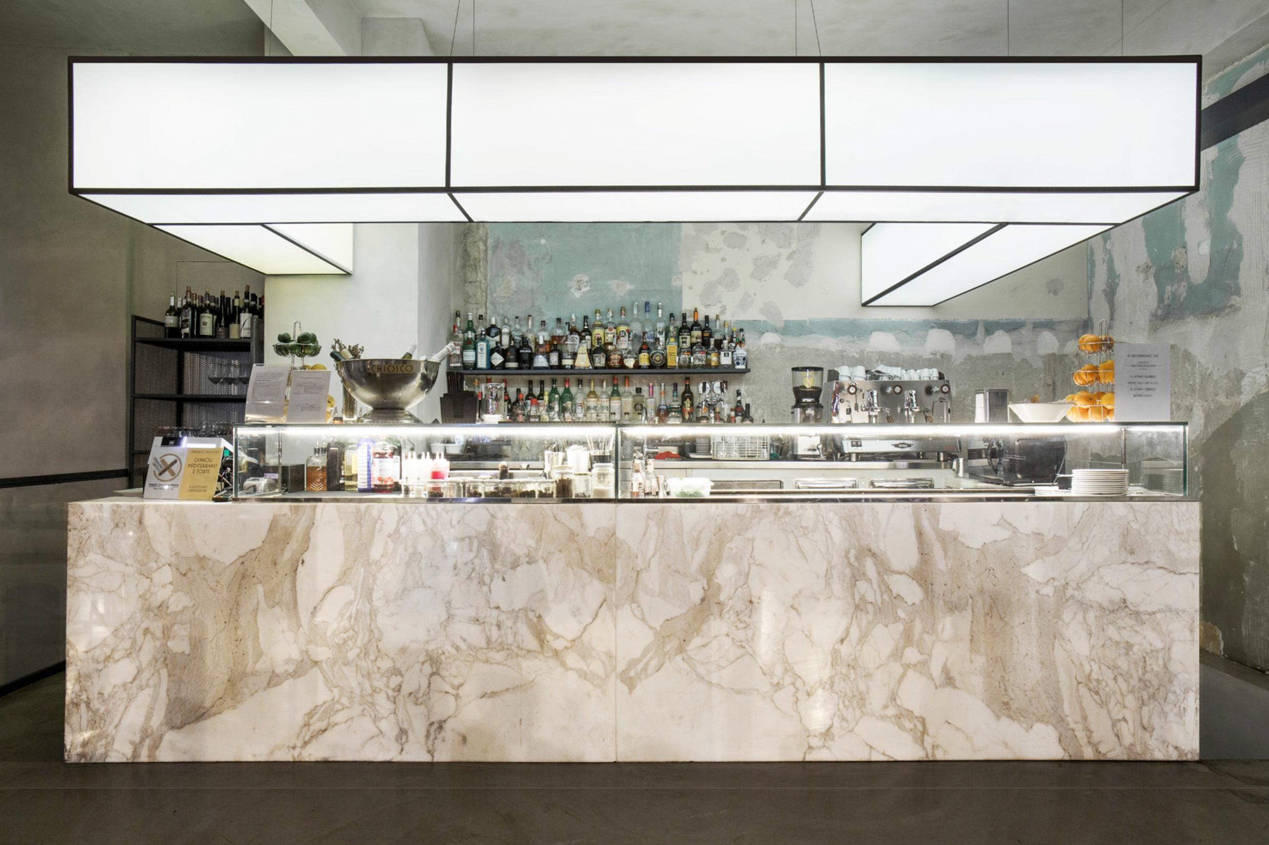 CHIOSCO | Bar & NHVR Flagship Store