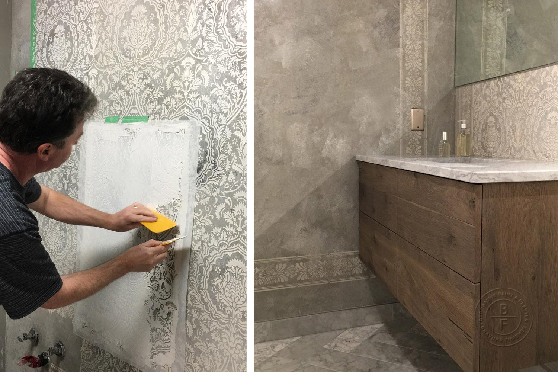 HT Design Center Bathroom