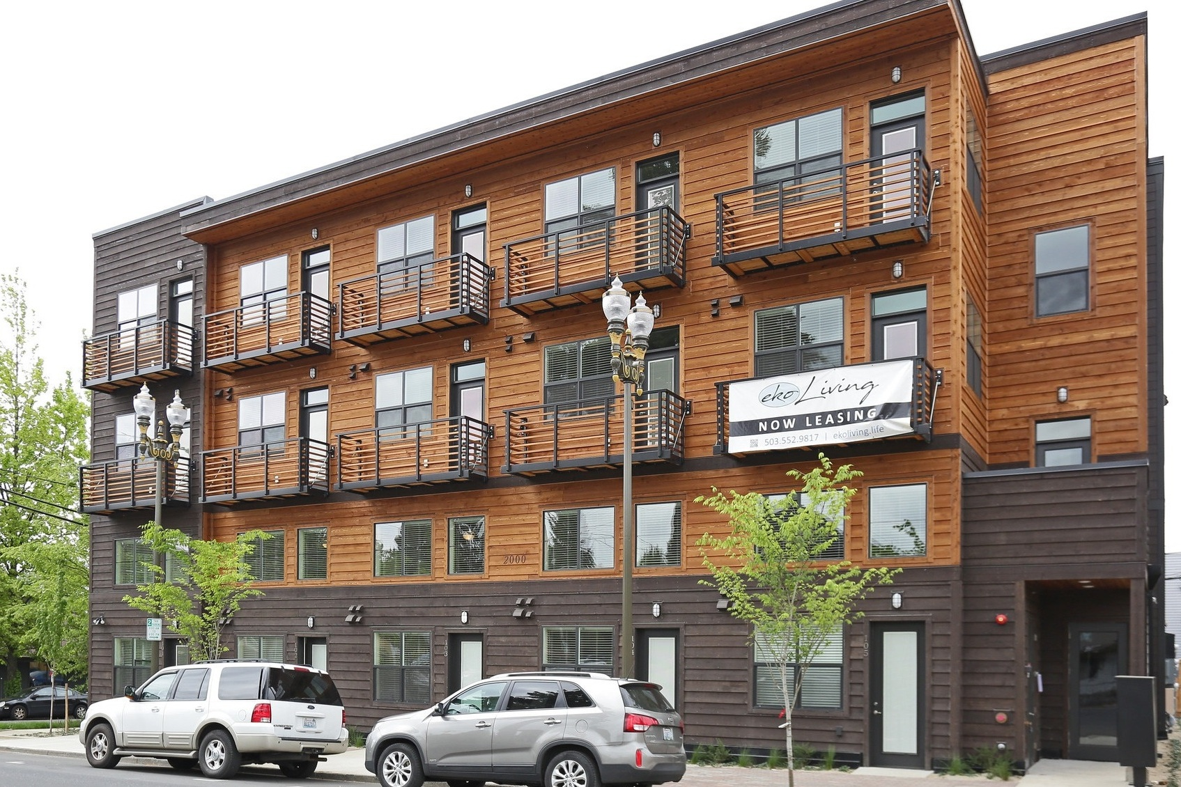 Hamilton - 2000 Broadway St. Vancouver, WA 98663Studios, Lofts