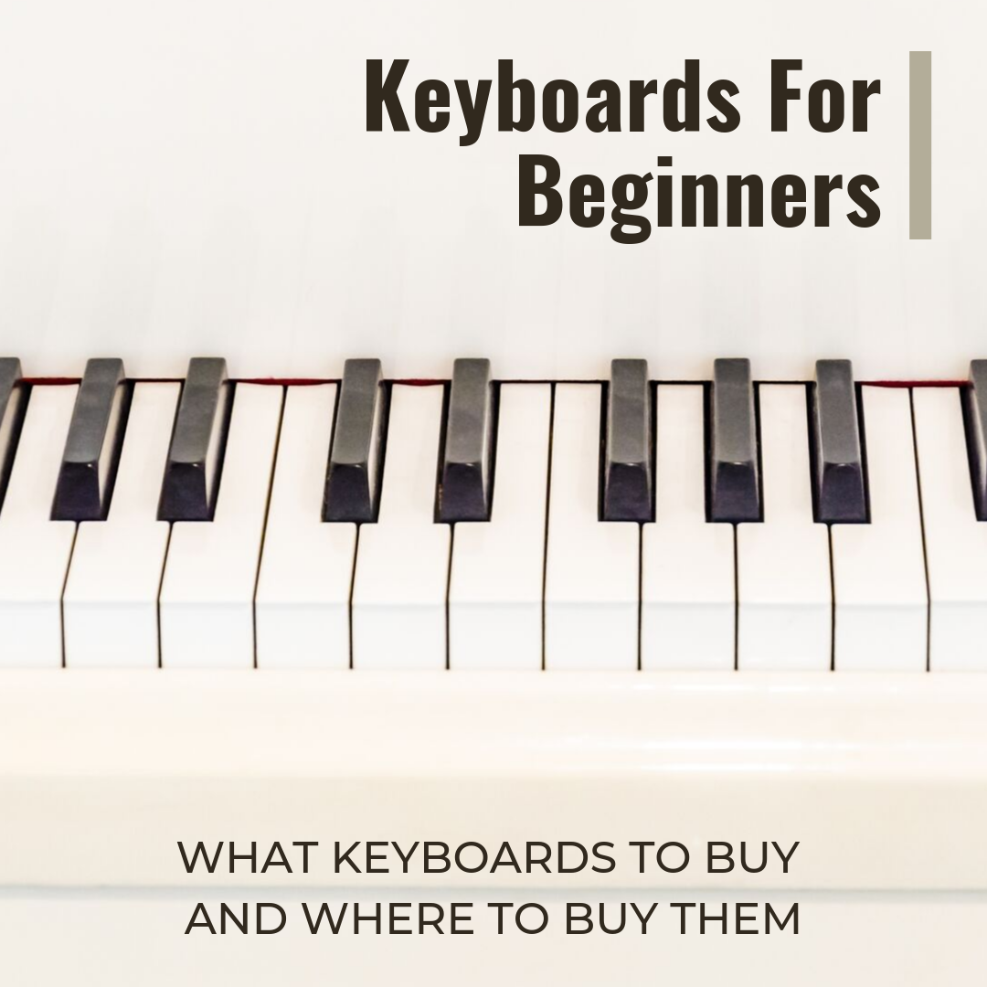 Get our free keyboards for beginners guide