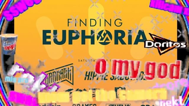 MOM GET THE CAMERA!! WE'RE ON THE EUPHORIA LINEUP 🤪🌈🤡🍭🦑🙋♀️🎉DISCOUNT CODE = AUXYMORONS 🎟 official auxy ticket link in da biooo ⏩