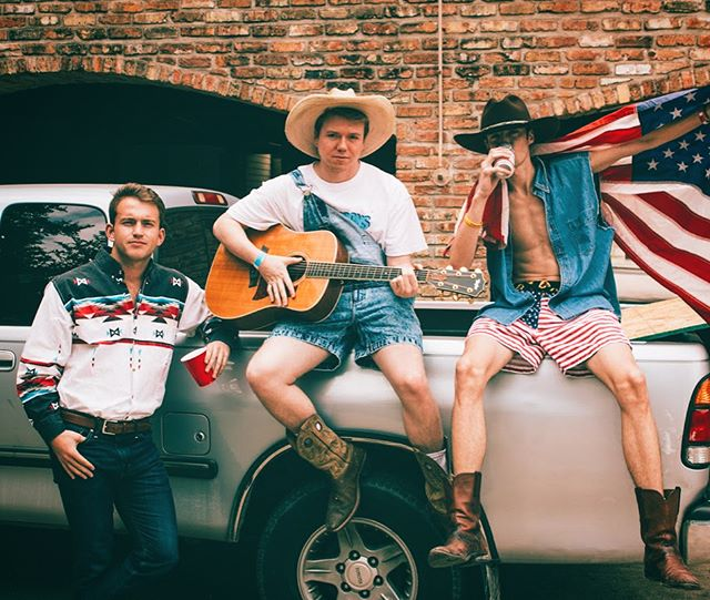 Tired of shitty EDM music ruining every party? We are too: announcing our departure from EDM music to pursue country dreams. With the support and mentorship of @tylerdial we're leaving the aux behind. *insert country puns below*
