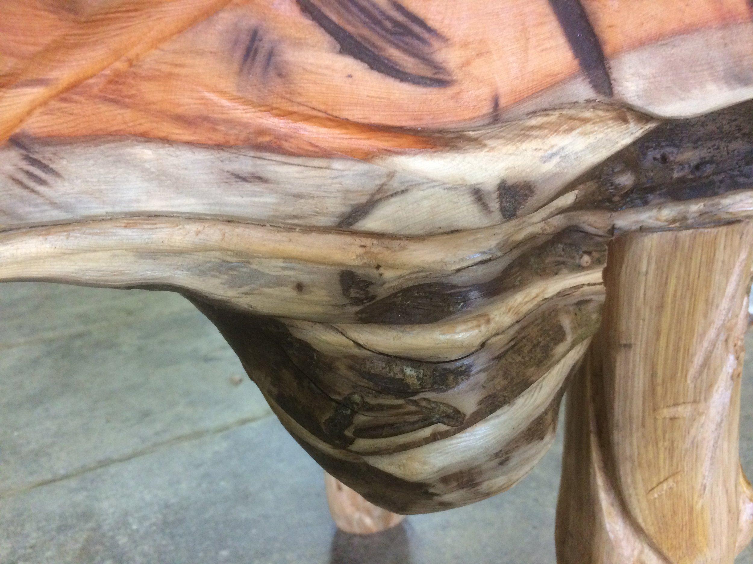 Au fil du bois … - … Plus rien ne s'oppose à votre imagination.