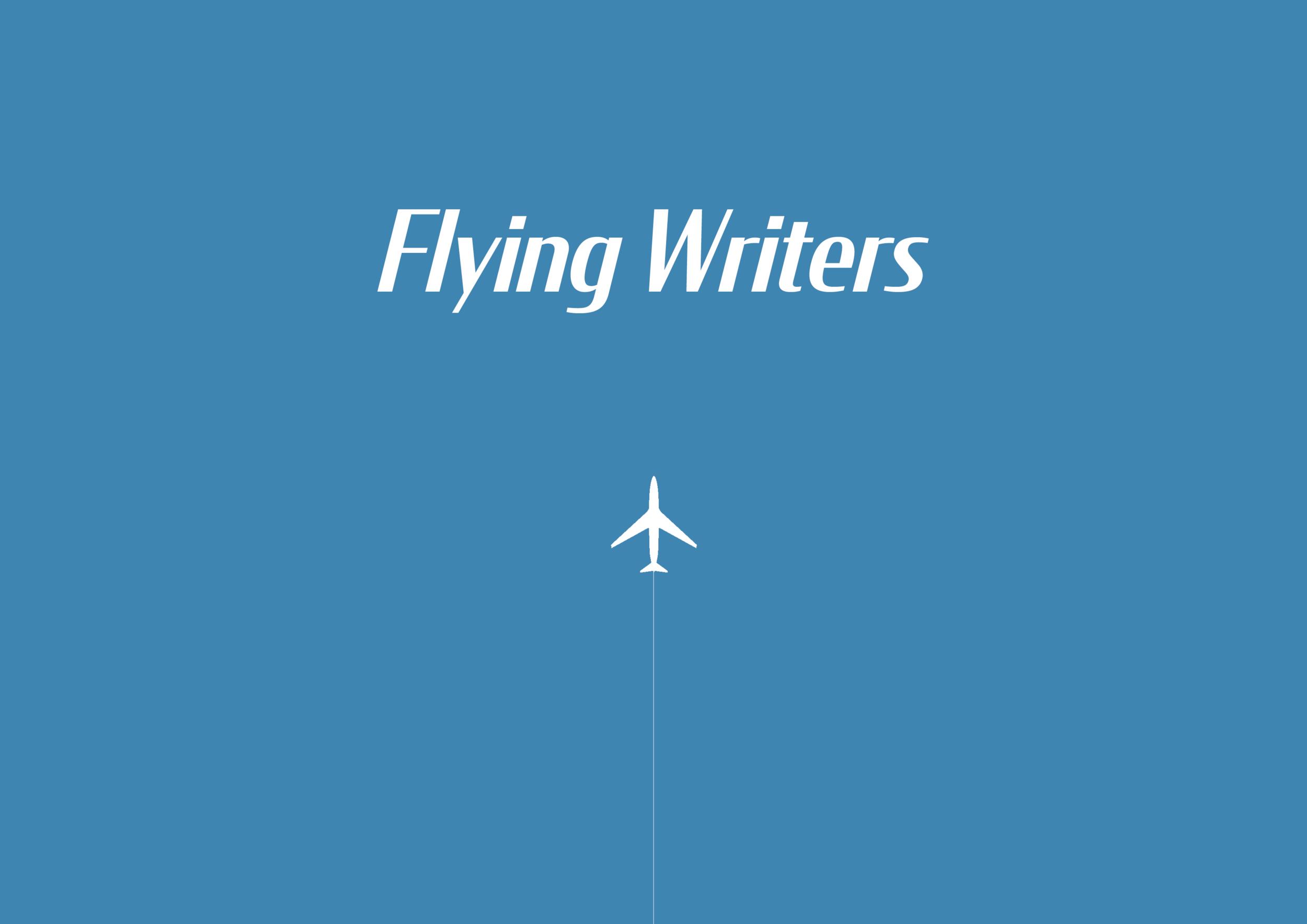 Flying Writers web メインイメージ