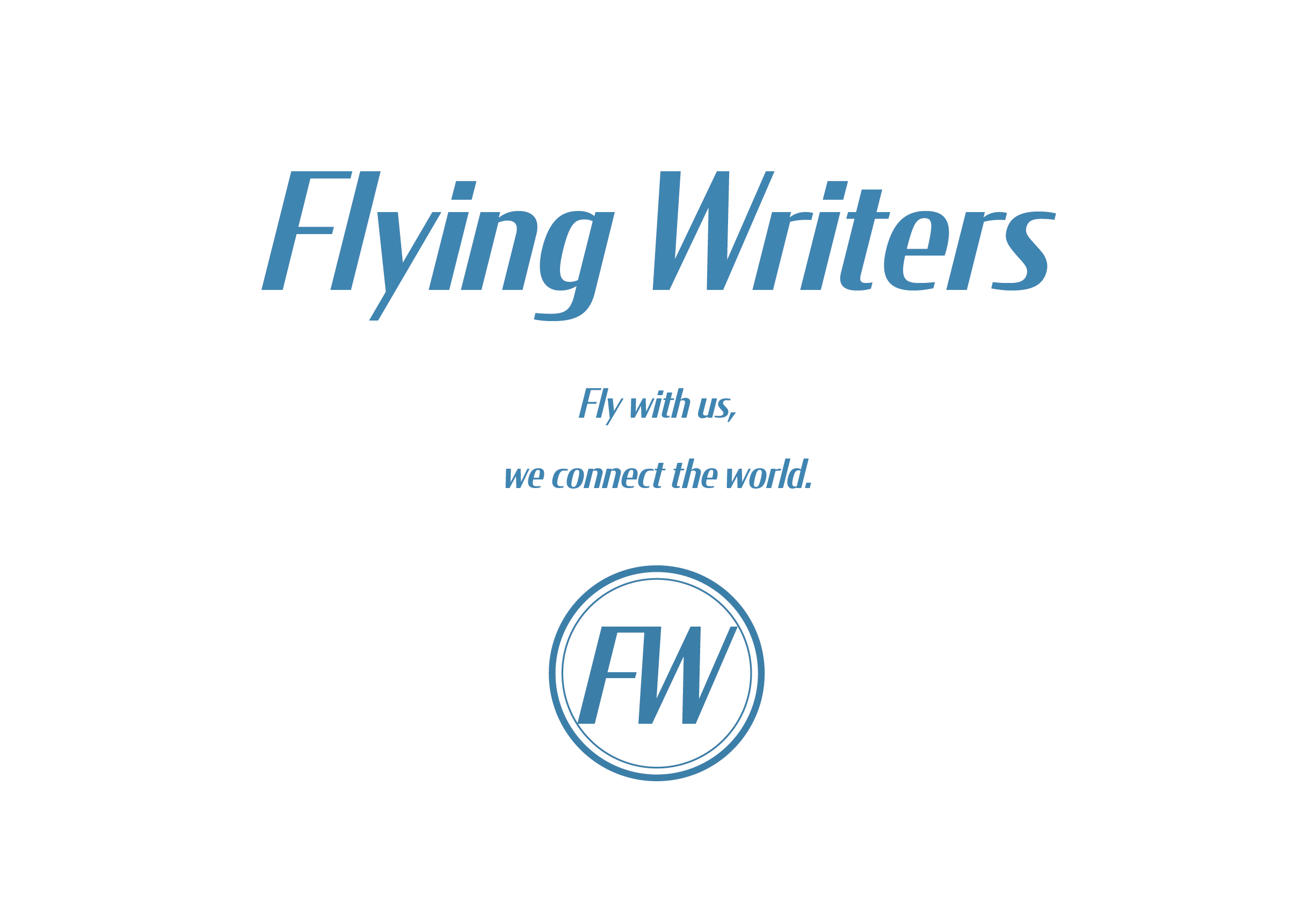 Flying Writers web イメージ
