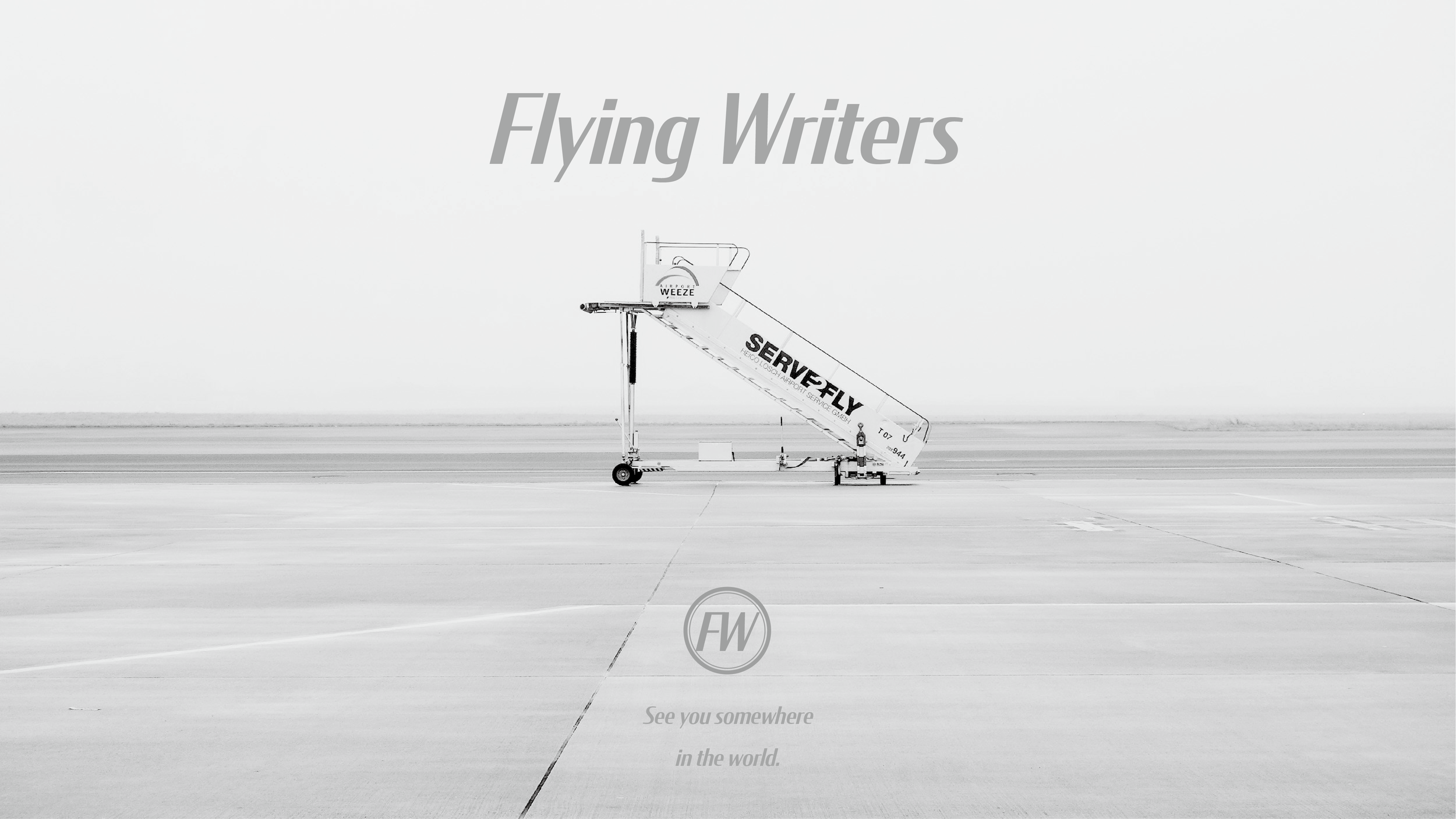 Flying Writers フライヤー