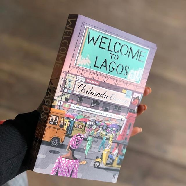 Welcome to Lagos  A powerful and provocative portrait of contemporary Nigeria from @chibundu.onuzo  Welcome to Lagos is a novel about the power of our dreams for the future and the place of morality in a sometimes hostile world.  Review coming soon!