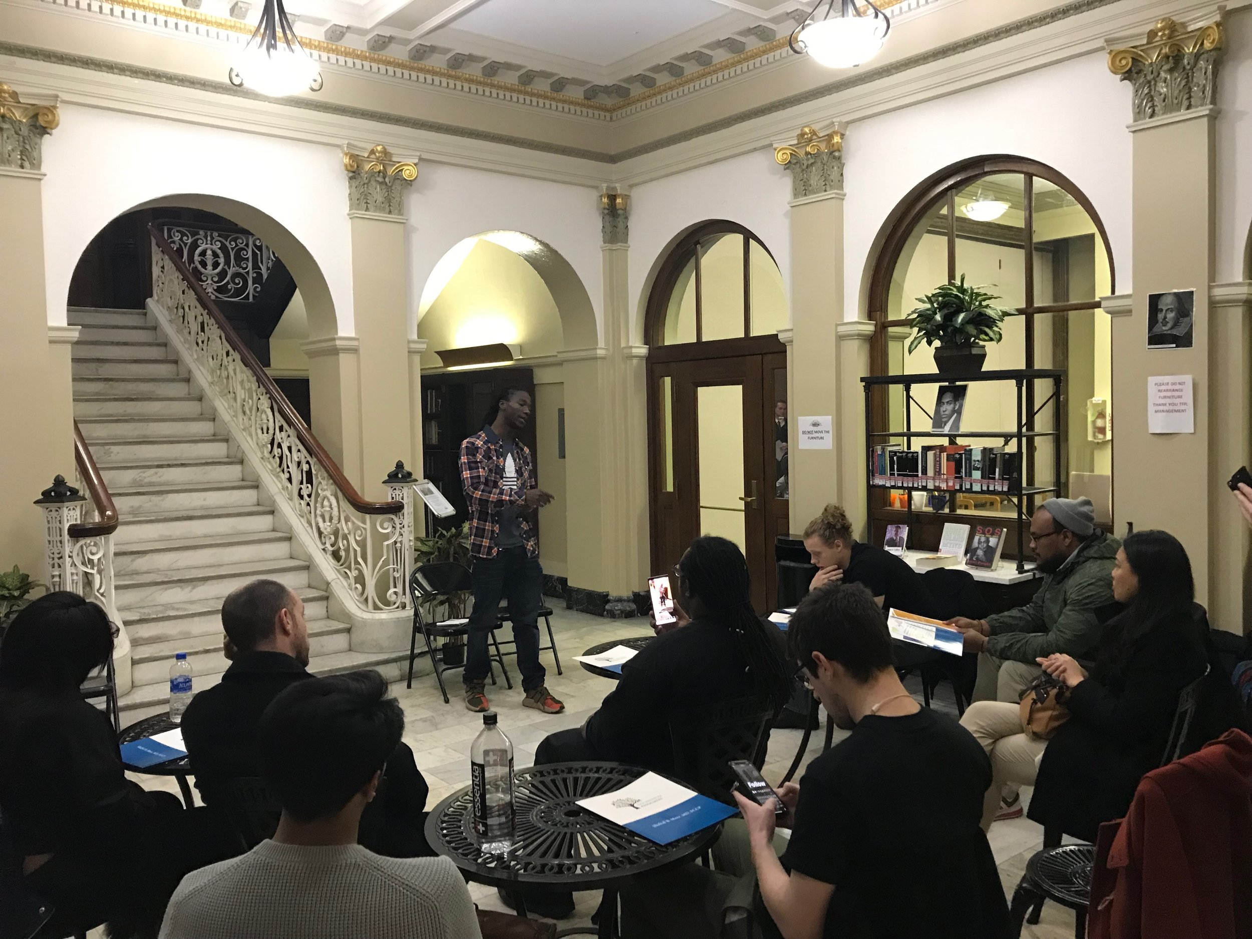 Doctors, nurses, patients, opioid addicts, lobbyists, pharmacists, and journalists discuss how cannabis addresses misinformation in the Trenton community. - This is a free monthly meeting held at the Trenton Library the first Wednesday of each month.