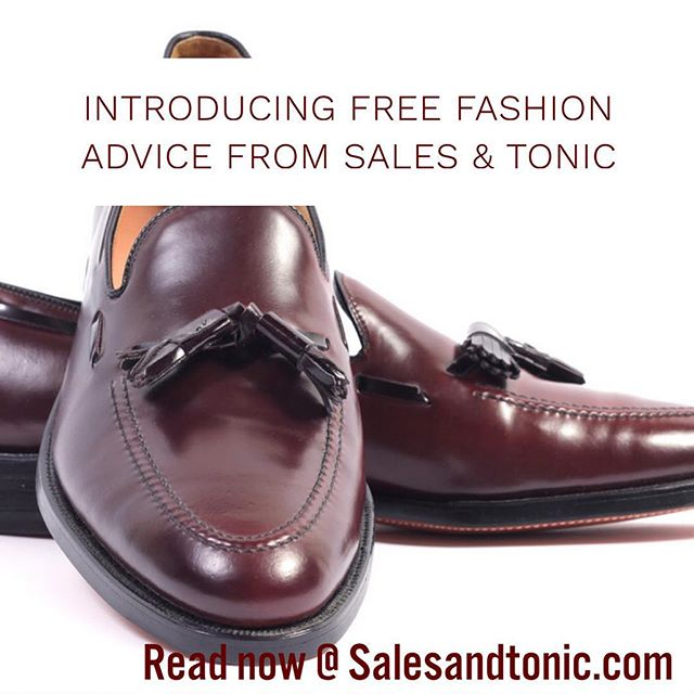 Introducing something new for 2019. Head over to our home page for information about free style advice. Stay tuned for more in the coming months. #sales #salestips #saleslife #saleslifestyle #selling #salesfitness #salestravel #businesstravel  #businesstrip #mensstyle #mensfashion #suits #ties https://www.salesandtonic.com/blog/2019/1/7/introducing-sales-amp-tonic-free-fashionstyle-advice