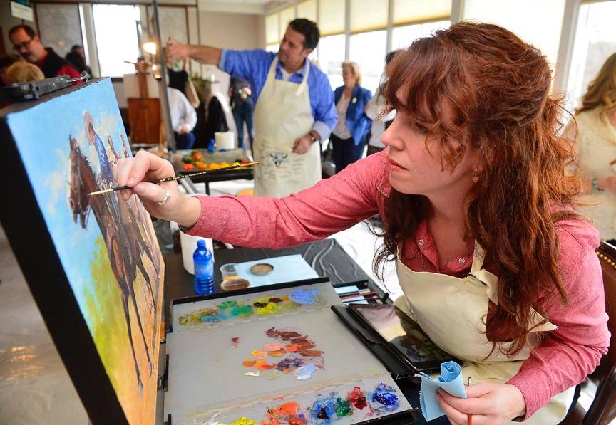 Meagan's Paintings -
