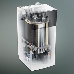 INNOVATIVE TECHNOLOGY - Next generation modulating burner. With ISM modulation up to 500 watts.