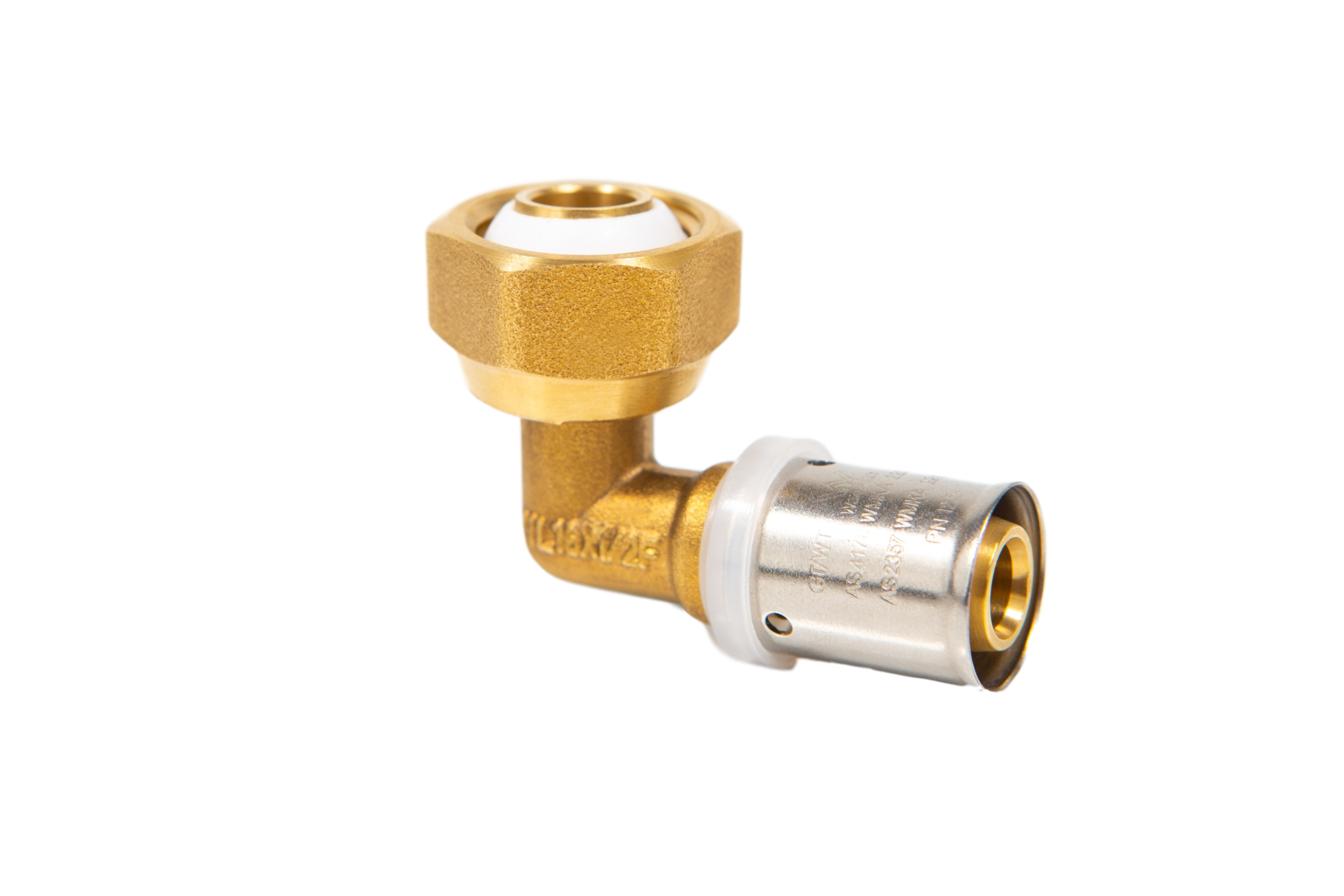 FEMALE ELBOW SWIVEL ADAPTOR