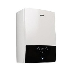 GAS BOILERS FOR DOMESTIC HOT WATER AND CENTRAL HEATING SYSTEMS -
