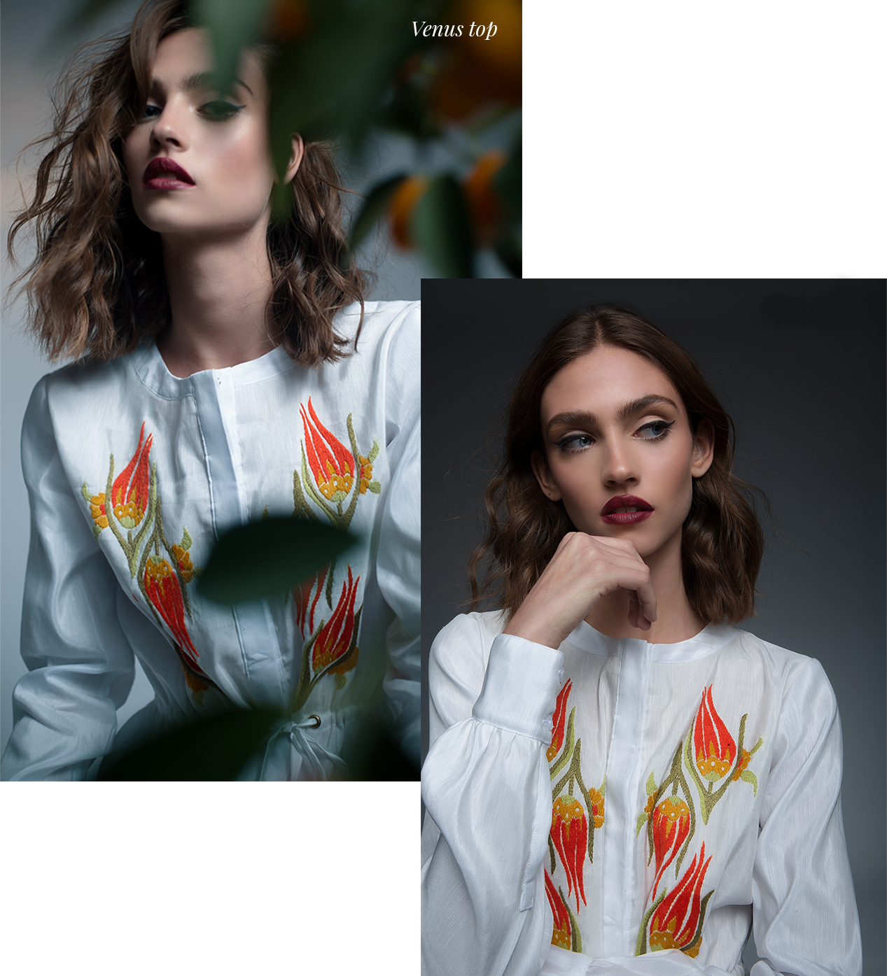 - An ultimate ethical fashion collection for the socially conscious woman. In this collection, we incorporate modern design with beautiful handmade embroidery and up-cycled fabric.