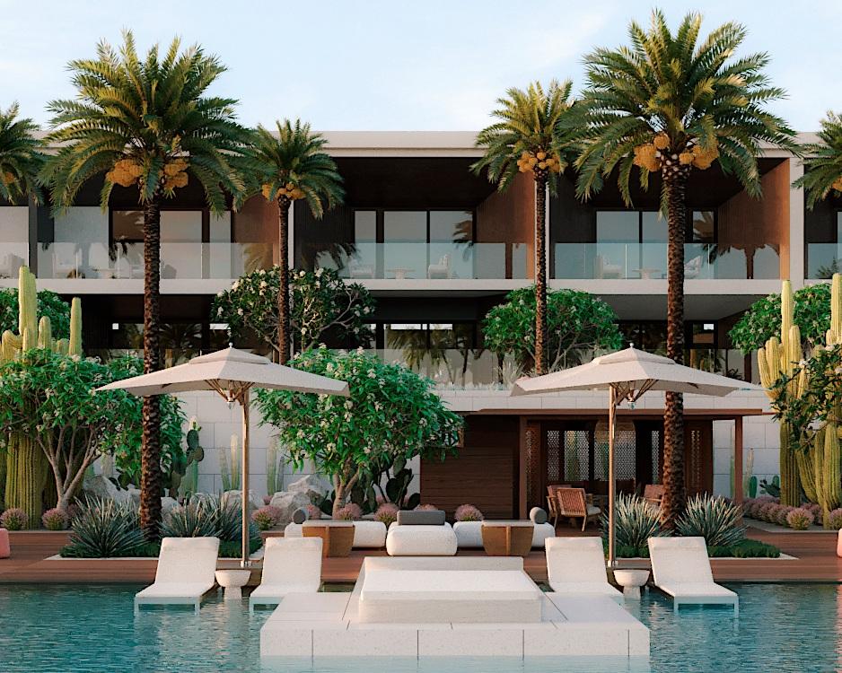 Nobu Hotel Los Cabos - Polígono 1. Fracción, Camino de acceso a Diamante, Los Cangrejos, 23473 Cabo San Lucas, B.C.S.