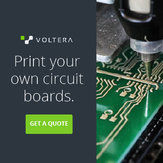 Voltera -  Google Ads   When it comes to prototyping, Voltera helps you get to production faster. This quarter was about working with the Voltera team to optimize their Google Ads Account to a new level.