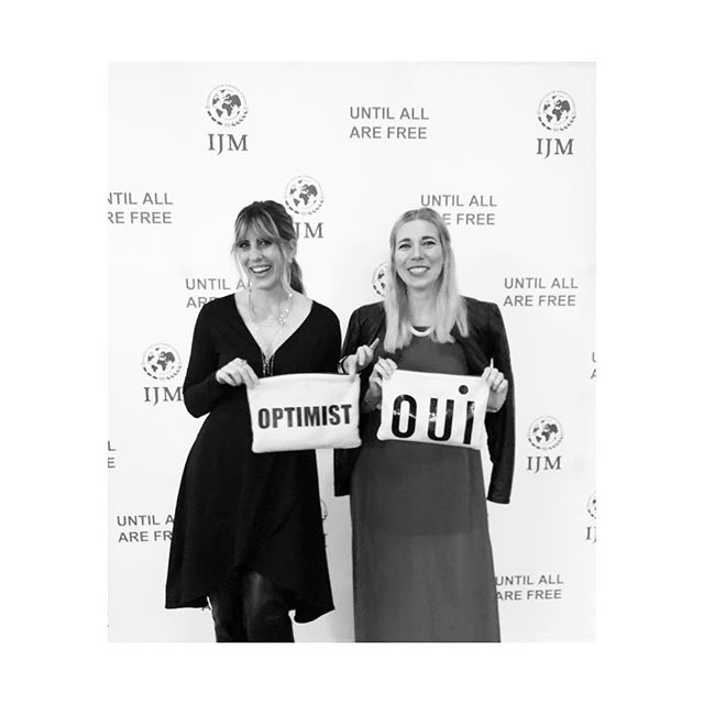 Beautiful night celebrating the 47,000 slaves set free by my friends at @ijm. @jocelyns_lens thank you for inviting me to be a part of this night! Join us this December in raising the funds needed to keep organizations like IJM in the fight! Check out @dressember to learn more about how you can be involved! #itsbiggerthanadress 🌱