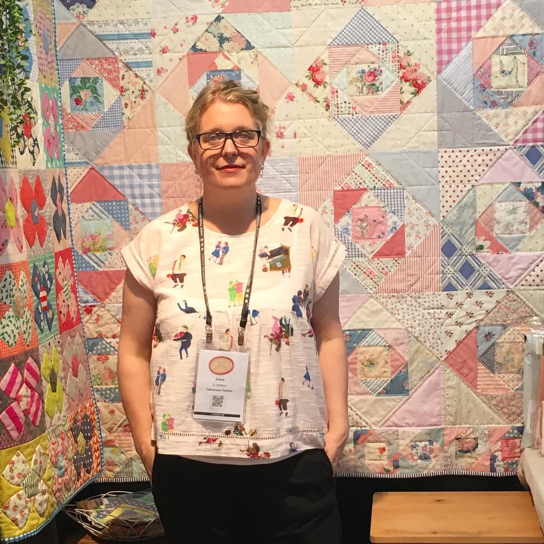 Emma  -  Treehouse Textiles