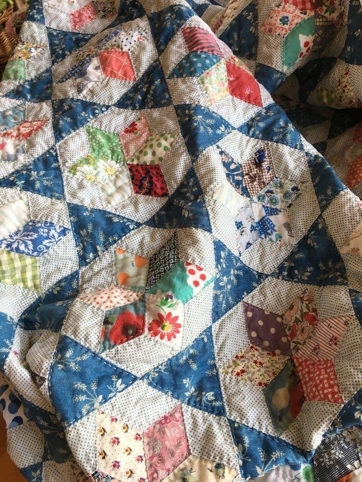 Sandra Boyle  -  Everyday Quilts