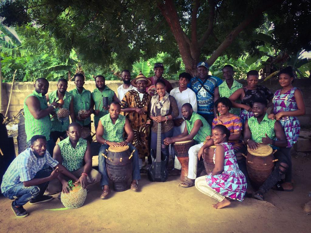 Ghana Dance Ensemble &  Big Twins Dance Ensemble