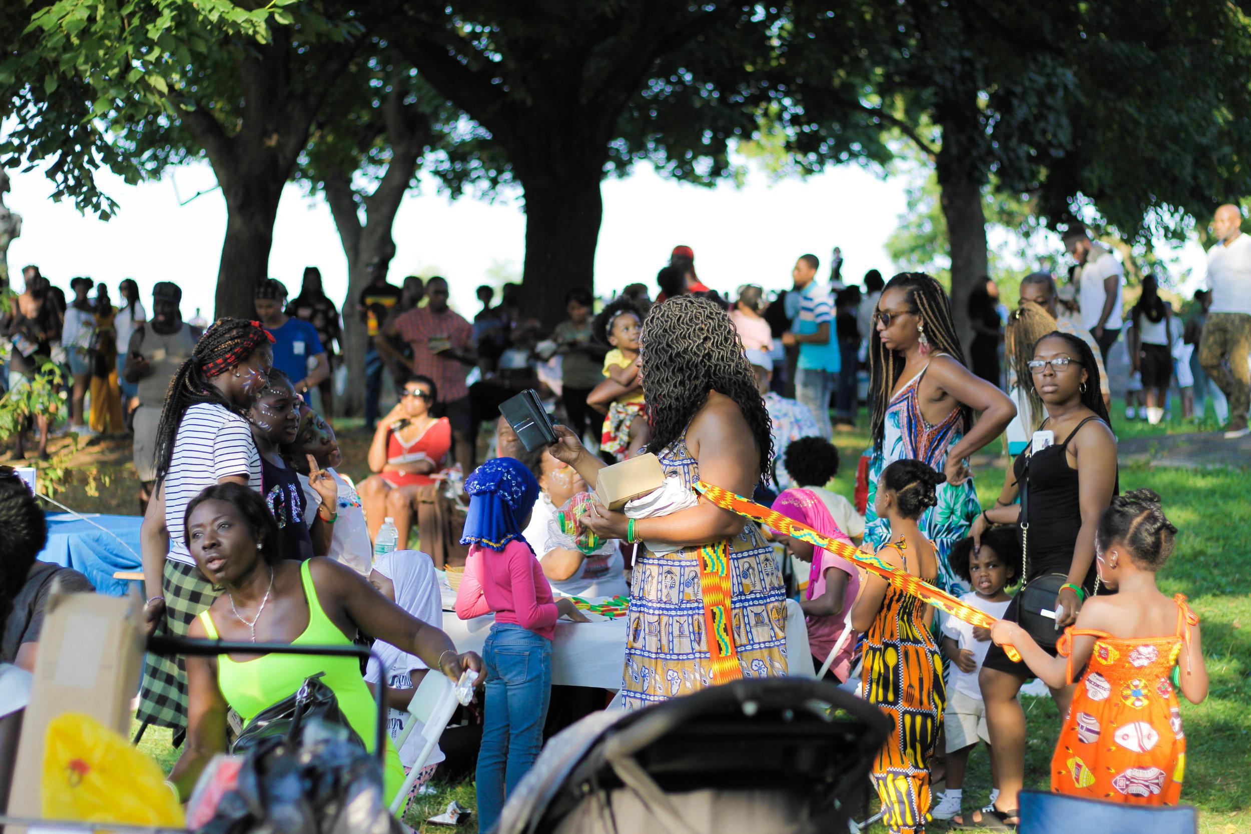 Photos from GhanaFest-NY 2019 Celebration . Crotona Park, Bronx NY..    photo credit: $kylymyt