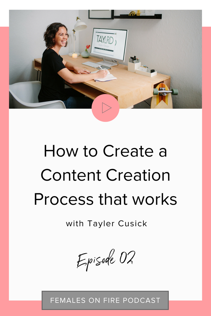 How to Create a Content Creation Process that works