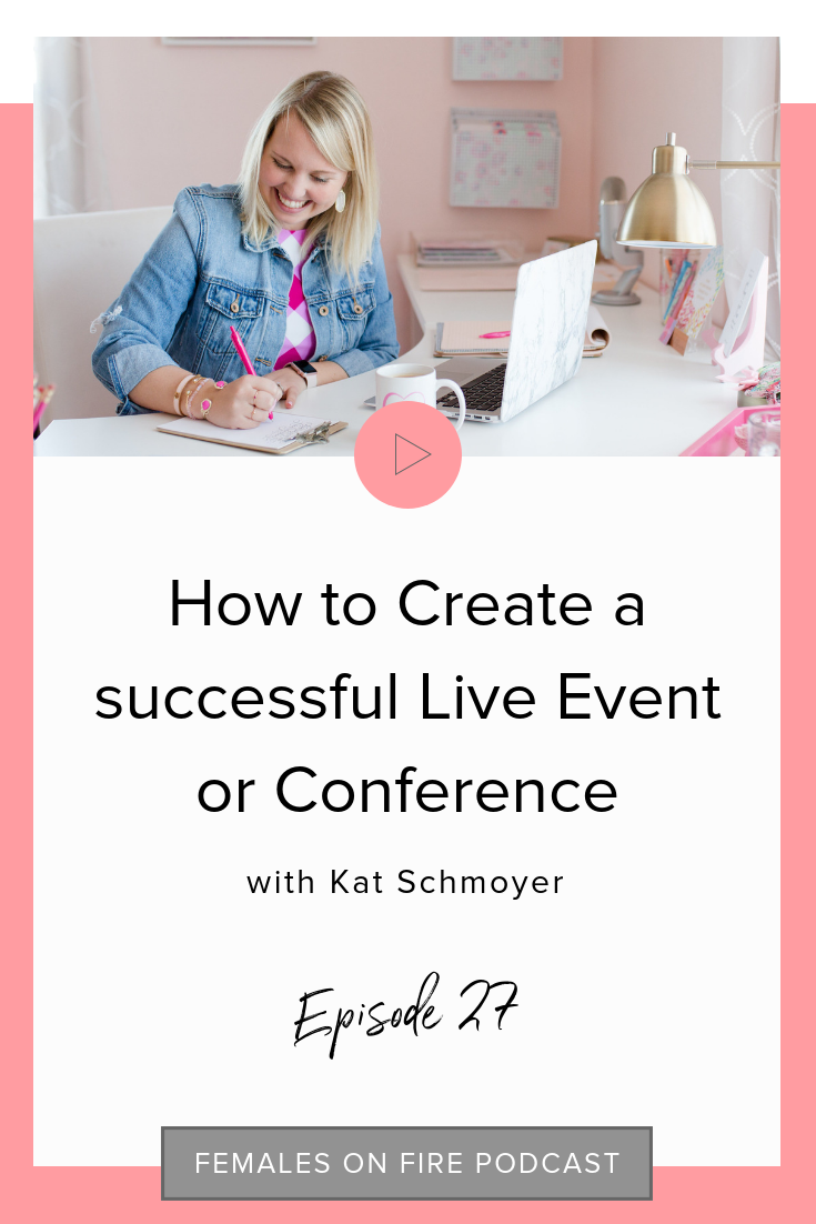 How to Create a successful Live Event or Conference