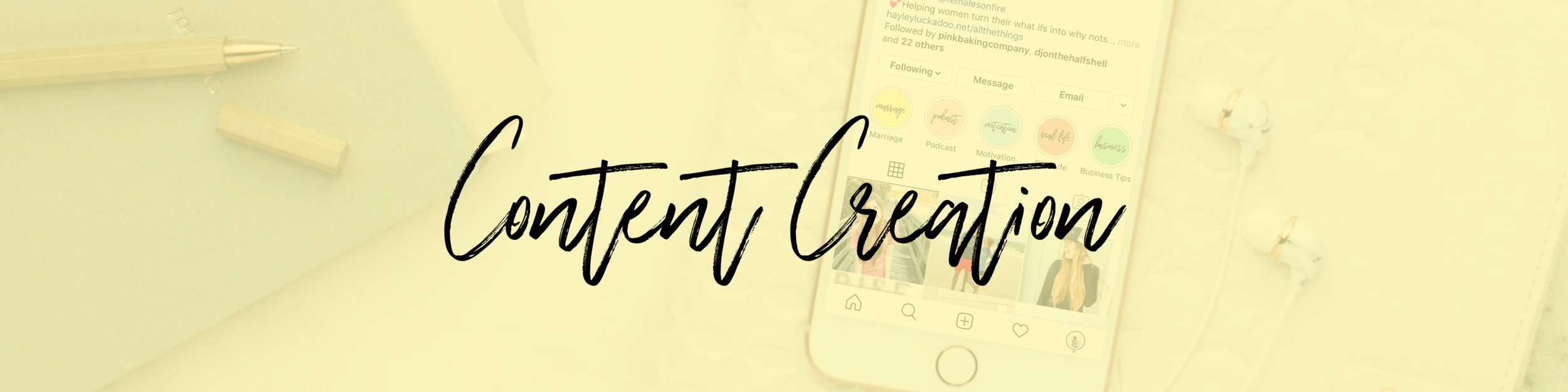 LMC Content Creation Services