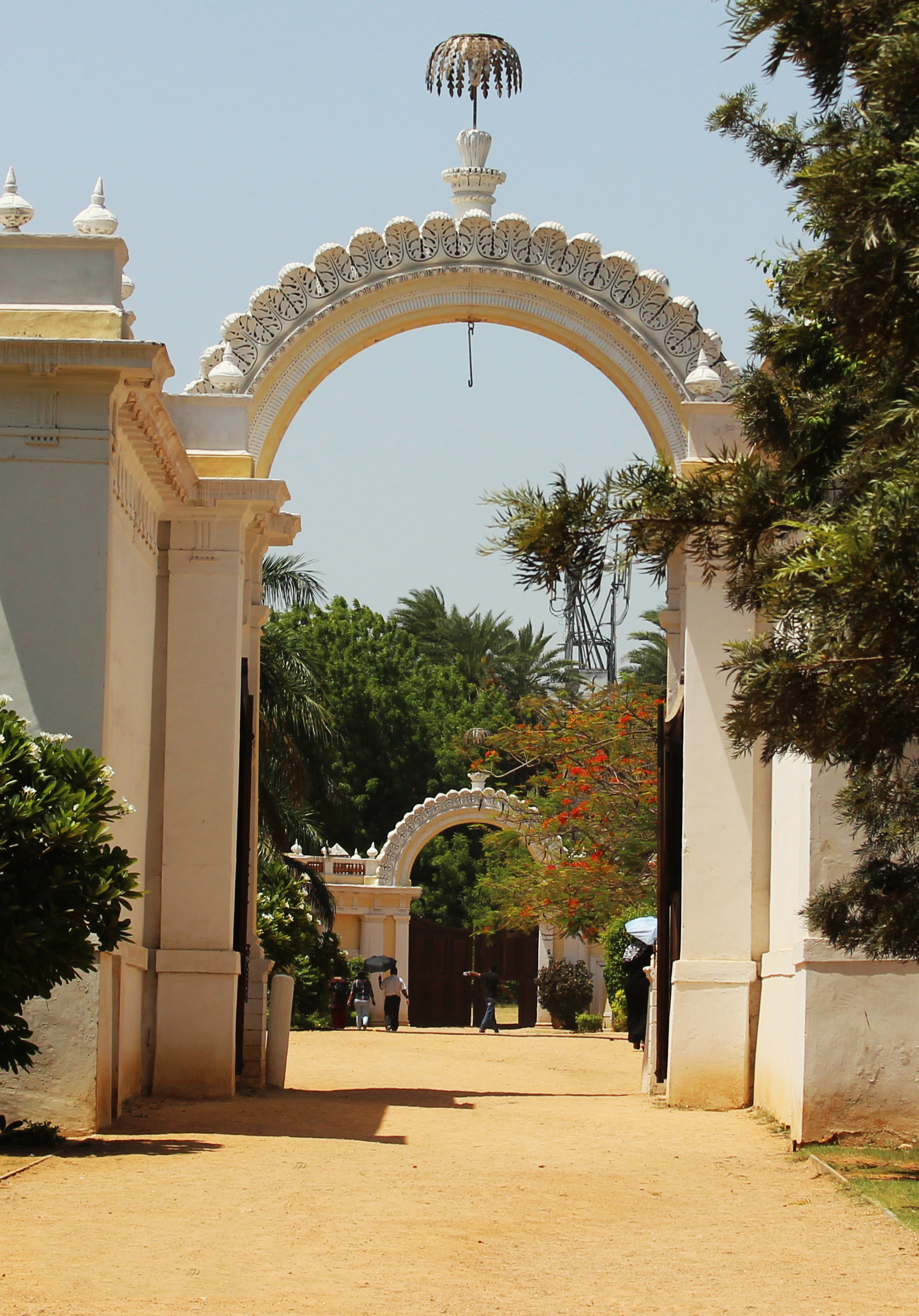 Gates To Enter Different Durbars