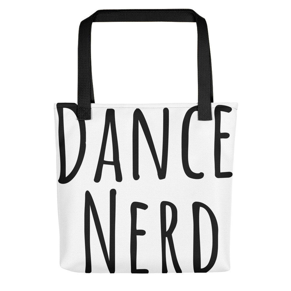 Accessories - Dance Bag · Dance Nerd