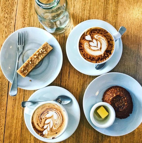 Walk Don't Run Cafe, Armadale's best organic, mindful, locally-sourced food and coffee.