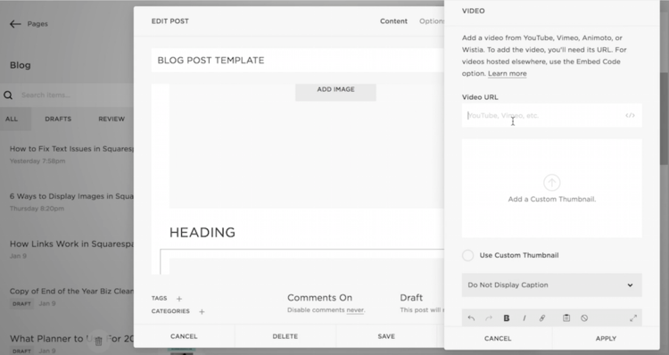 A guide to creating a blog template - Wild Willow Designs