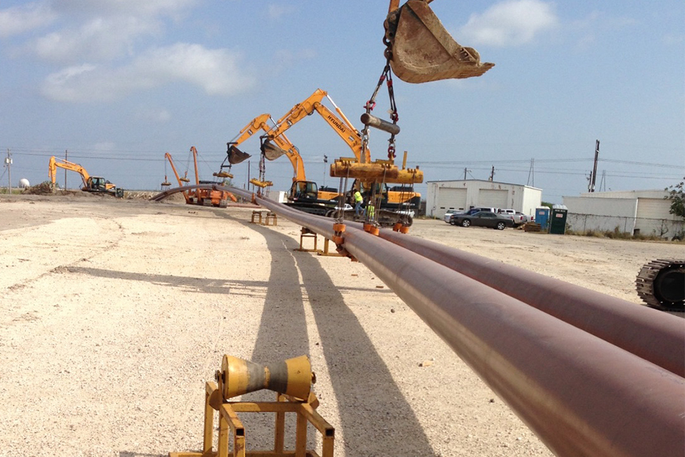 Pipeline Construction Services
