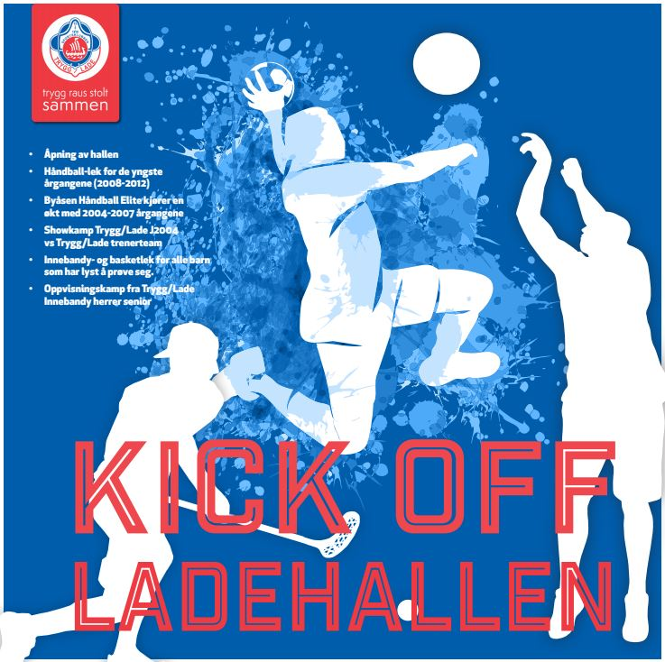kick-off-ladehallen