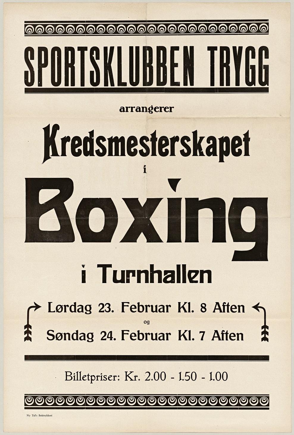 Sportsklubben_Trygg_arrangerer_Kredsmesterskapet_i_Boxing_i_Turnhallen_Lørdag_23._Februar_Kl._8_Aften,_Søndag_24._Februar_Kl._7_(14671990809).jpg