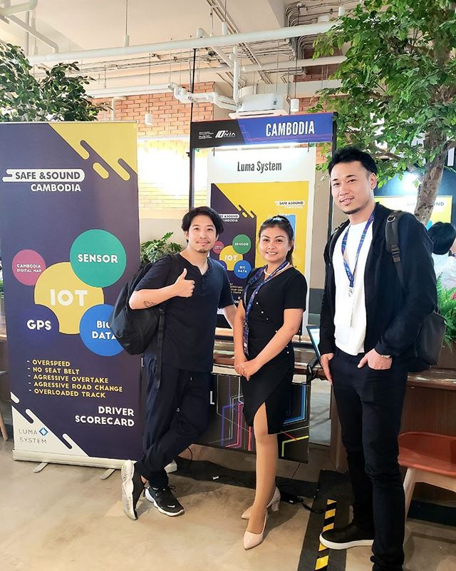 Recap our last event regarding Road Safety and IOT