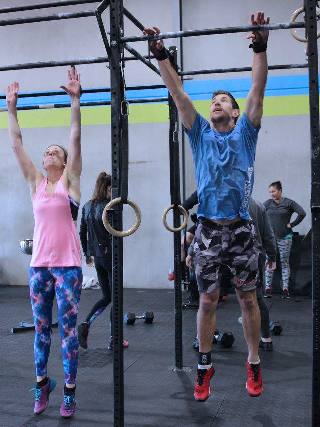 BOOK YOUR FREE CLASS - More than just a tour of our facilities, you'll get a taste of our classes and programming, learn the fundamentals of CrossFit and meet some of our awesome crew.1. Pick a time from our schedule and book a session (this isn't required but it does speed things up)BOOK YOUR FREE CLASS2. Show up a few minutes early and introduce yourself to Duncan or James (you can meet them on our community page)3. Be prepared to work out!