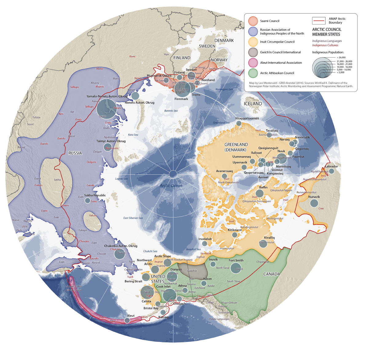 Indigenous Peoples in the Arctic.   Produced for GRID-Arendal and the Indigenous Peoples Secretariat (IPS). (2016).