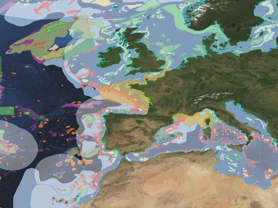 Bluebridge - Creating the Protected Areas Impact Maps (PAIM) Virtual Research Environment to support marine spatial planning. With GRID-Arendal, FAO, CNR and CLS. (completed)