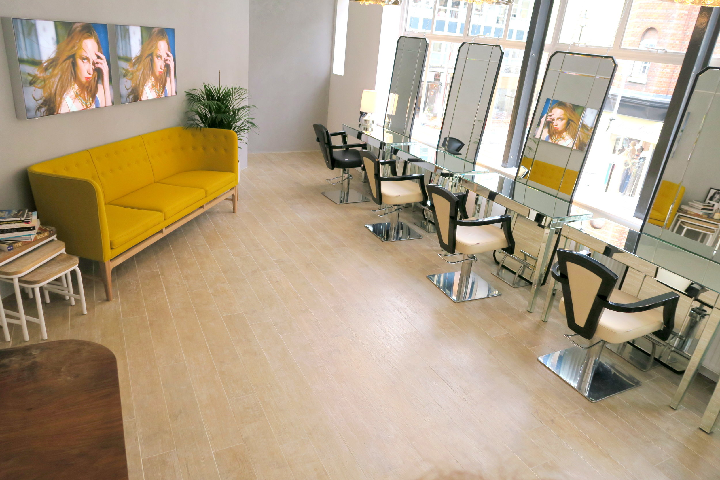 London's Coolest Hair Extension Specialists