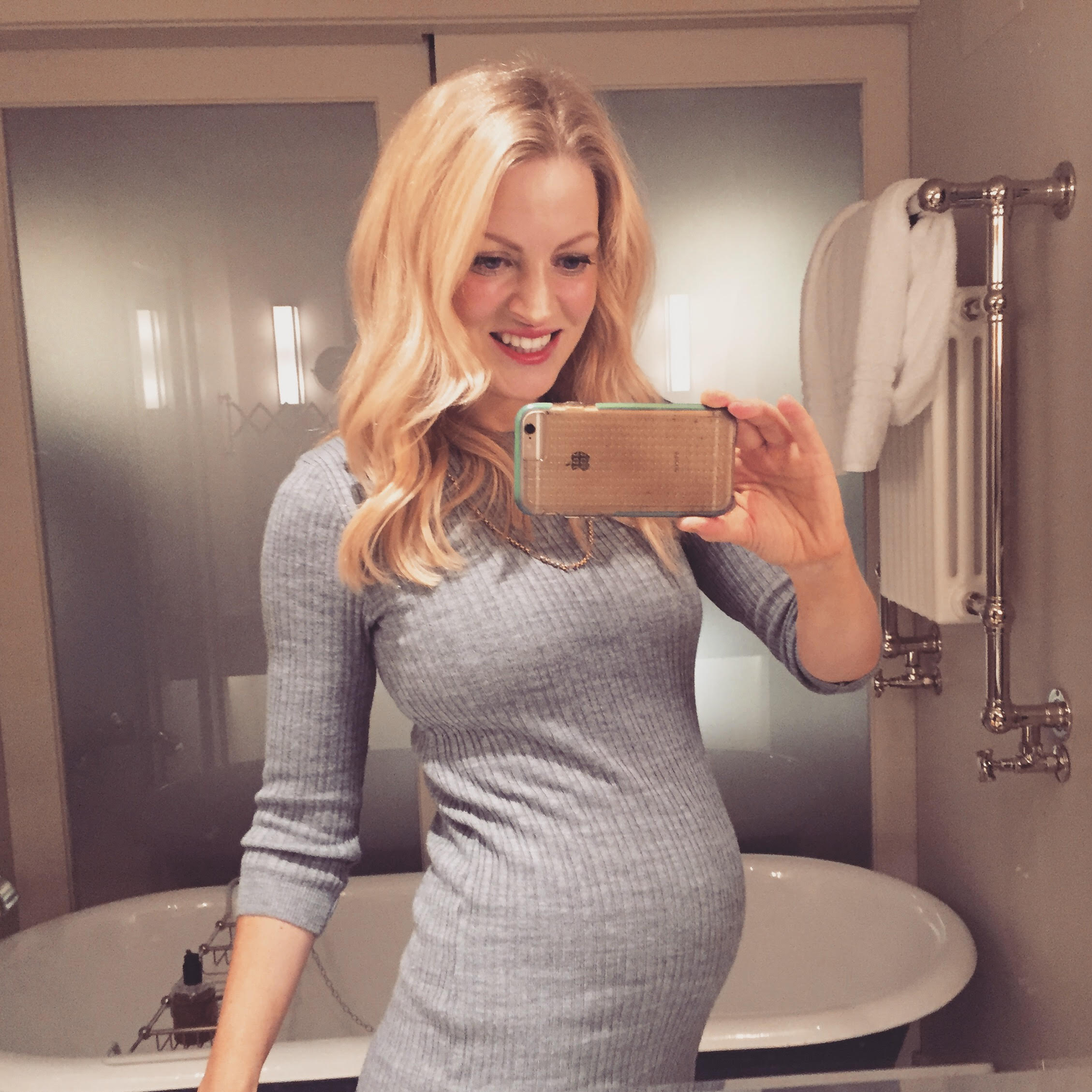 Alicia Learning Embracing Pregnancy Weight Gain During Her Second Pregnancy