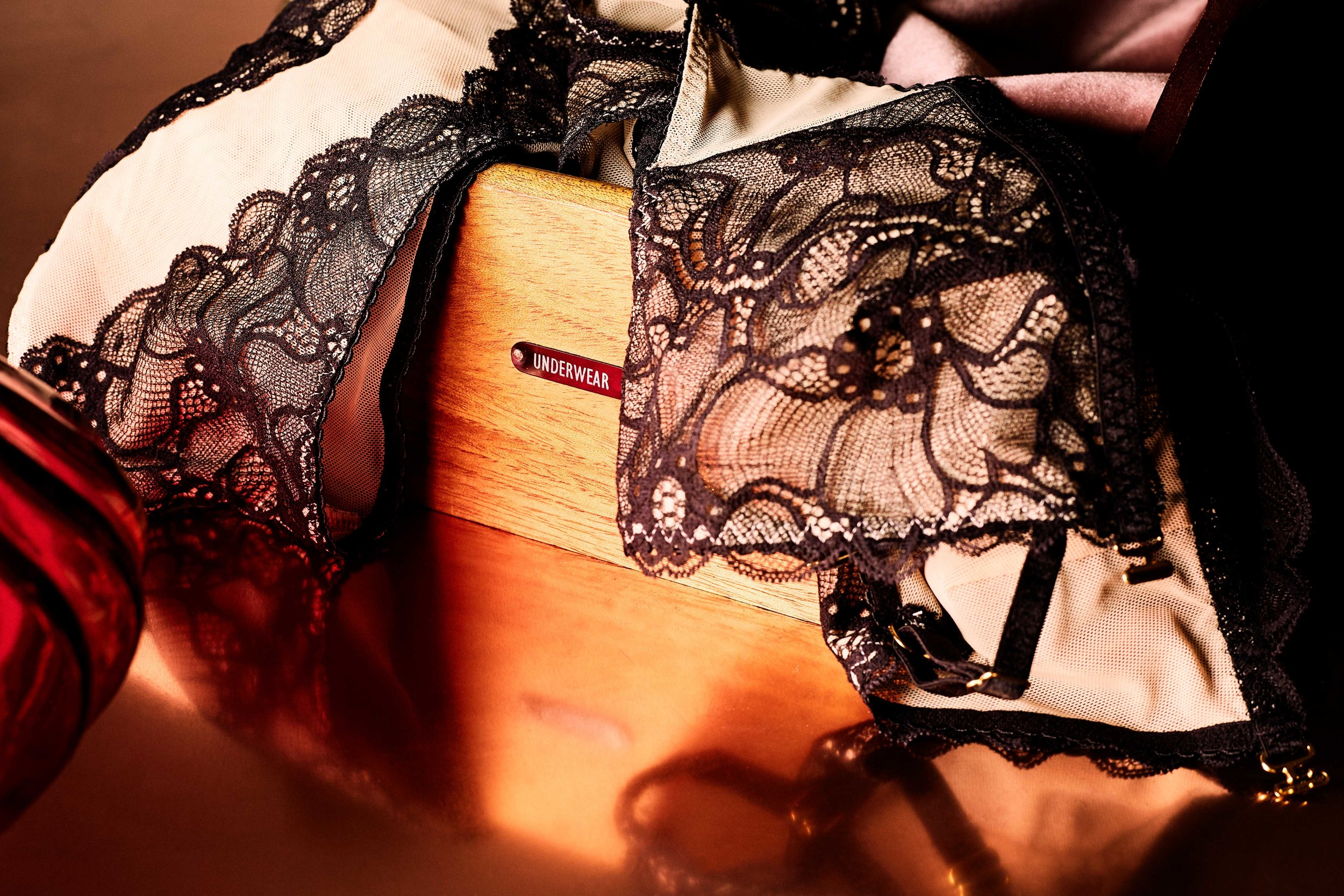 UNDERPROTECTION  Victoria Bra and Knickers  Starting at £60