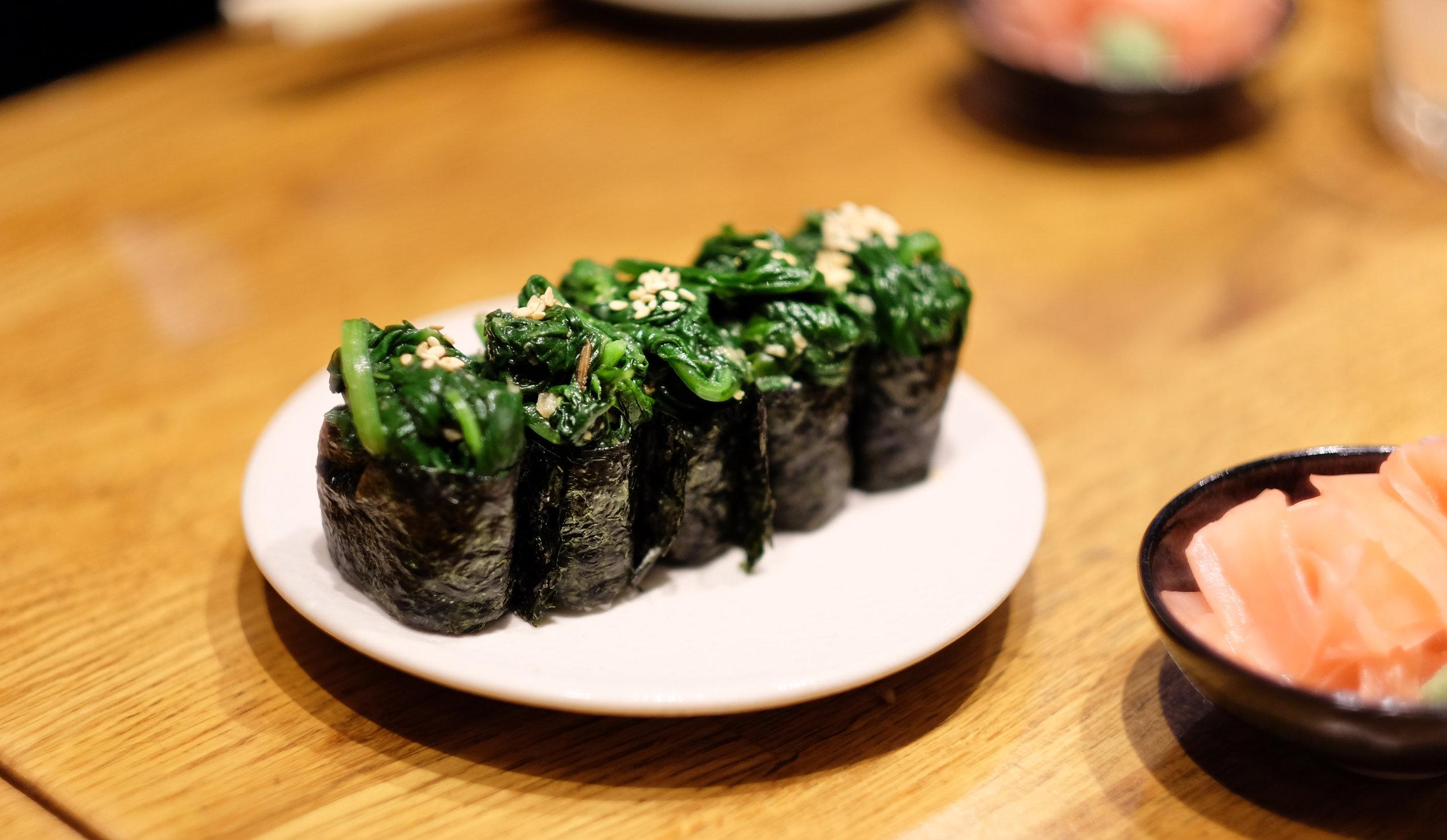 Youmiko Vegan Sushi, Waarsaw
