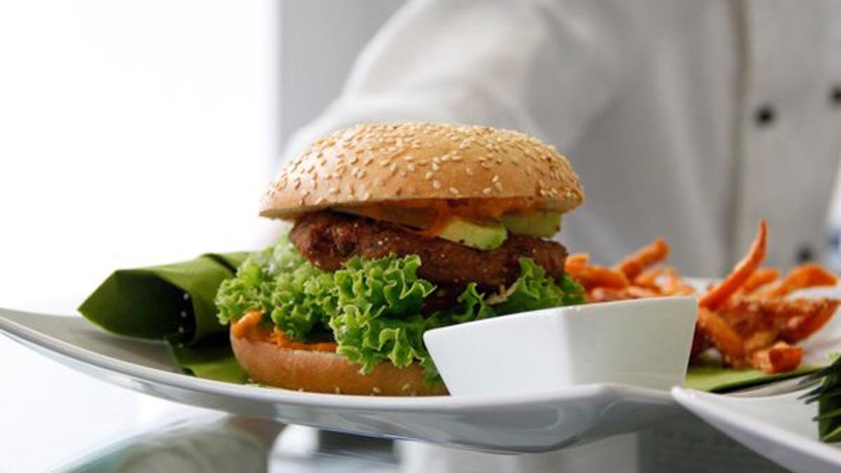 I Love Veggie Burger, Vienna