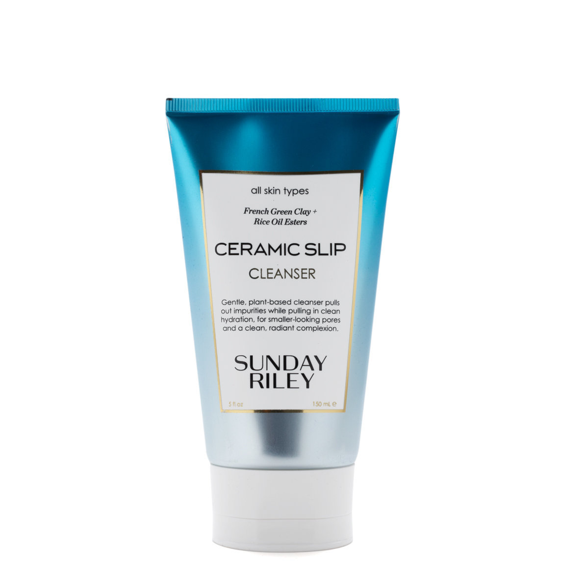 SUNDAY RILEY - Ceramic Slip Cleanser £26