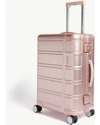 AMERICAN TOURISTER - Alumo Spinner (4 wheels) 67cm in Rose £395