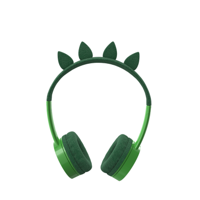 LITTLE ROCKERS - Dinosaur Head Phones £29.99