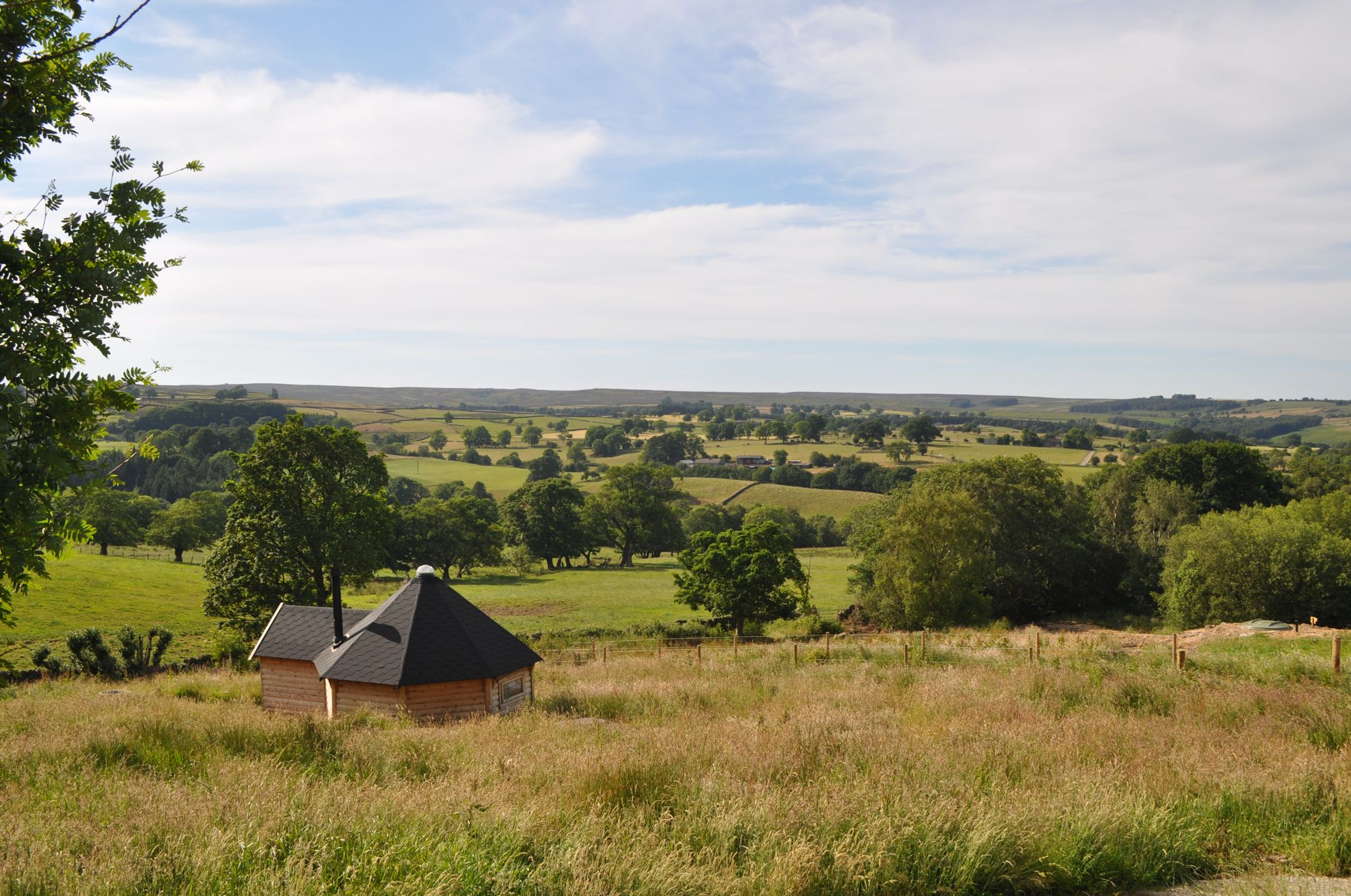 - FOXTAIL CABIN, North Yorkshire
