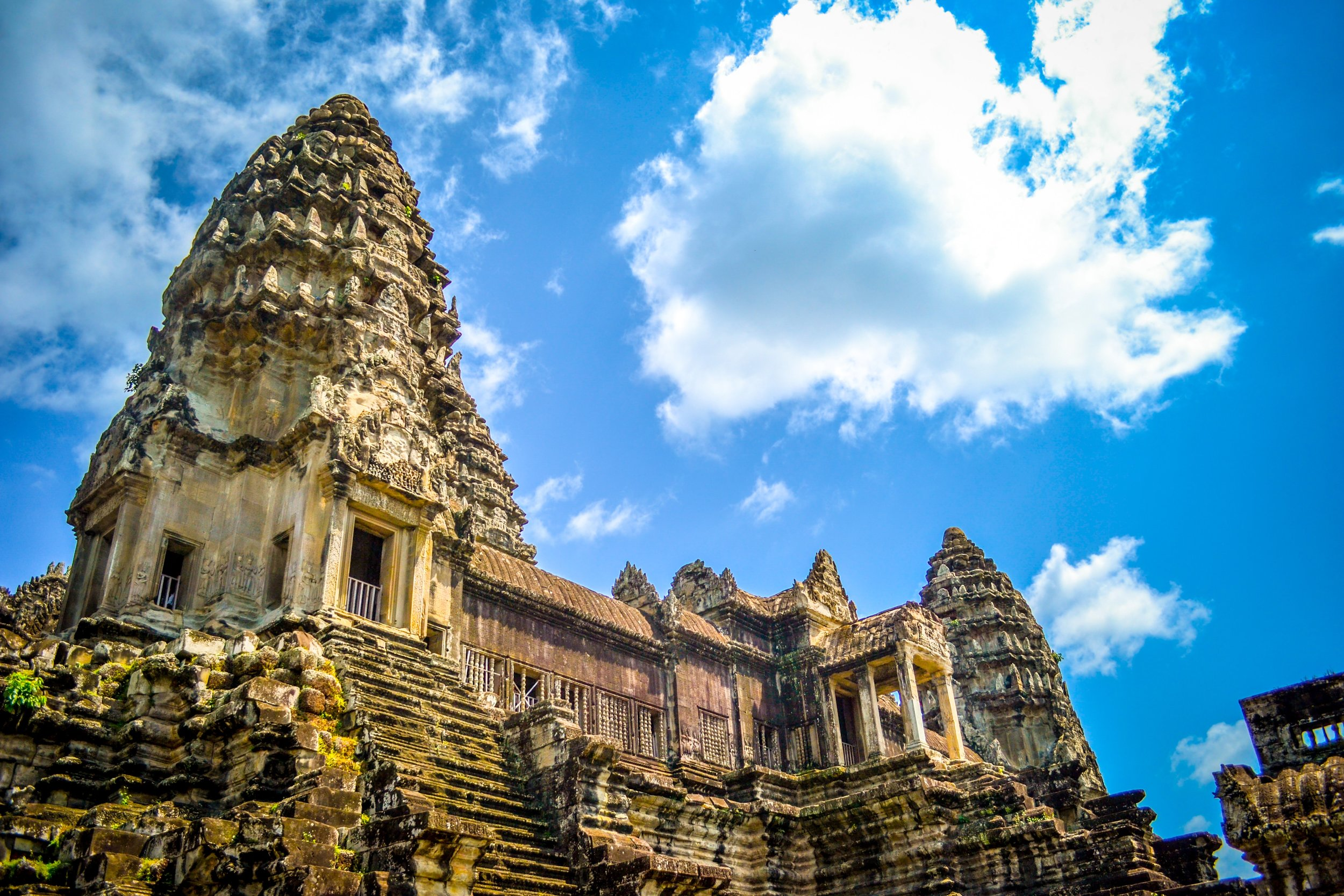 Two Wonders in Two Week - Vietnam and Cambodia